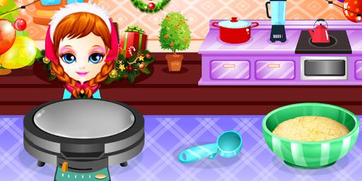 Christmas Waffle Cookies 1.0.0 screenshots 6