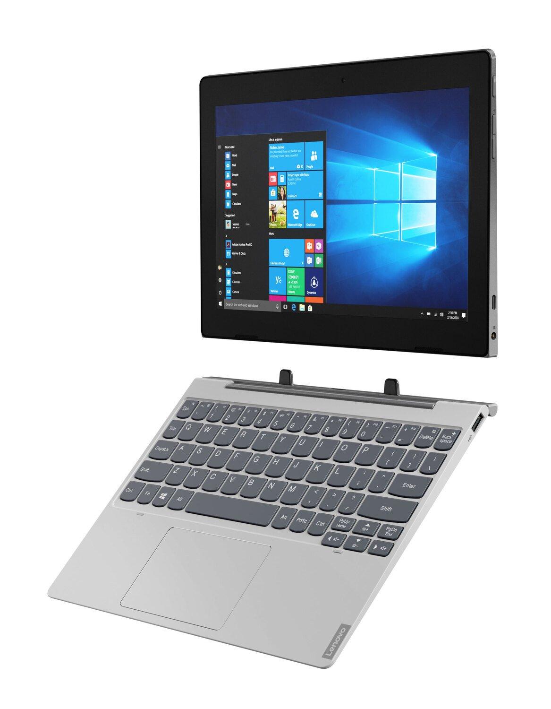 Мощный планшет LENOVO D330 FHD N5000