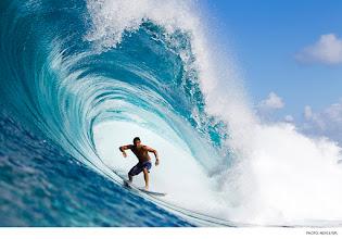 Photo: Stehpen Koehne, Backdoor. Photo: Noyle/SPL #surferphotos  #surfer
