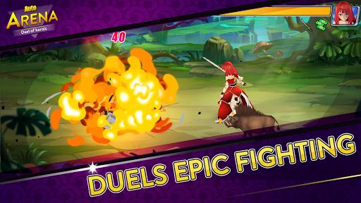 Auto Arena - Duel of heroic screenshot 2