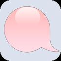 아이메세지 구버전(핑크) - 카카오톡 테마 icon