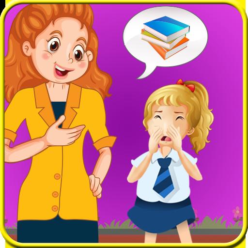 学校懈怠女生游戏 休閒 App LOGO-硬是要APP