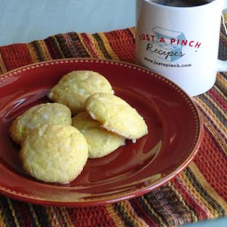 Jayde's Citrus Ricotta Cookies w/citrus glaze
