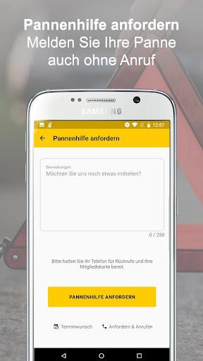 ADAC Pannenhilfe 2.4.3 screenshots 4