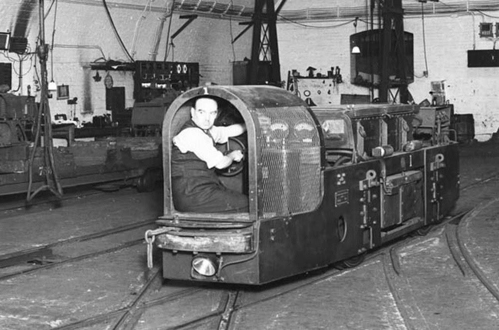 Mail Rail, o correio subterrâneo de Londres