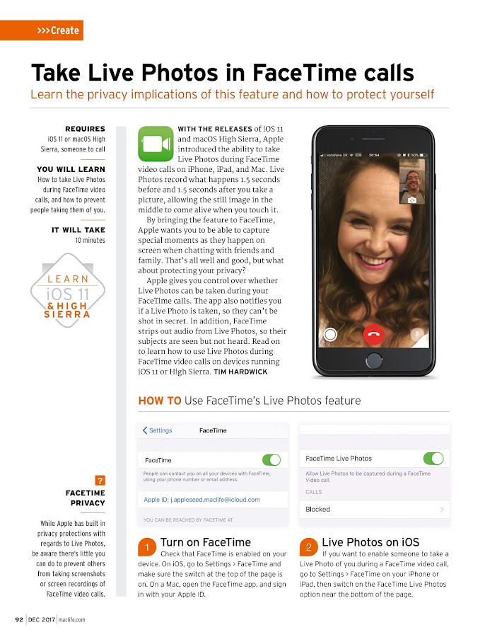 Mac Life- screenshot