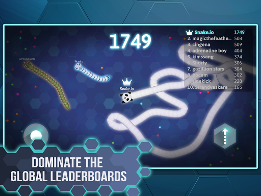 Snake.io screenshot 12