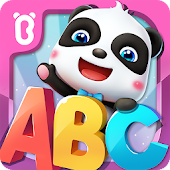 Super Panda's ABC puzzler game