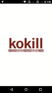 Kokill - náhled