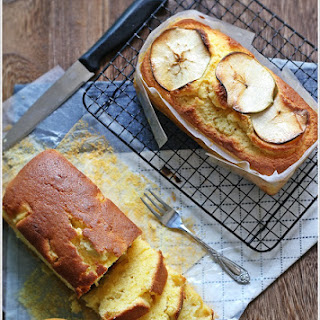 Soft Apple Pound Cake