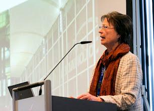 Photo: Adelheid von Saldern - Keynote 2 - 57. Jahrestagung der Deutschen Gesellschaft für Publizistik- und Kommunikationswissenschaft vom 16. bis 18. Mai 2012 in Berlin - Mediapolis: Kommunikation zwischen Boulevard und Parlament