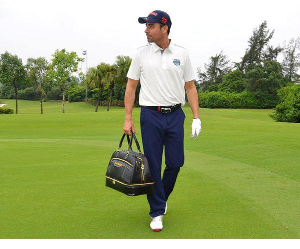 Áo chơi golf - thời trang thể hiện cá tính