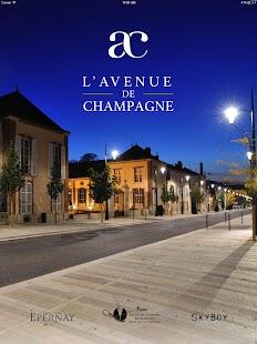 Avenue de Champagne - náhled