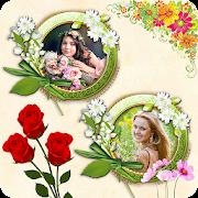 Dual Flower Frames