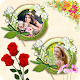 Dual Flower Frames Download on Windows