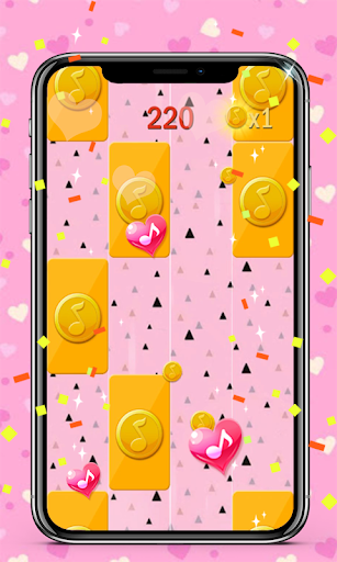 Télécharger JoJo Siwa To Dance - Piano Tiles jojo siwa games mod apk screenshots 4