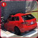 Car Crash Simulator : Lancer Beamng Accidents Sim icon