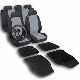 Set huse scaune auto + Set 4 covorase auto