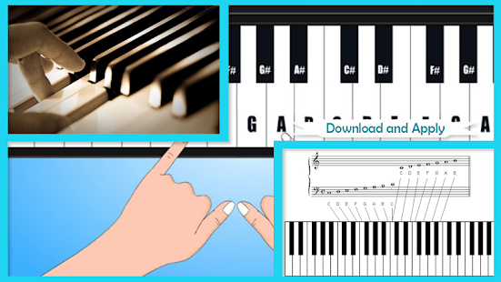 Learn Piano Step by Step - náhled