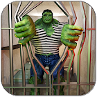 Incredible Monster Hero: Super Prison Action icon