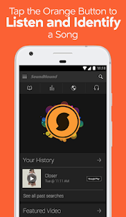 SoundHound Music Search 8.0.2 (Full Unlocked) Cracked Apk 1