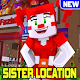 Mod FNAF Sister Location for Minecraft PE