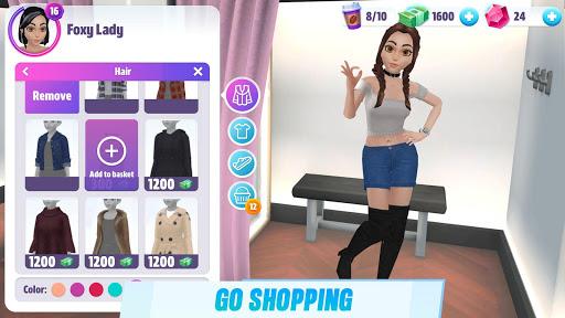 Virtual Sim Story screenshot 6