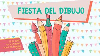La Asociación Nijar Tejiendo Redes organiza la Fiesta del Dibujo en la localidad.