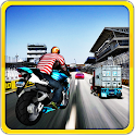 City Moto Racer 2015 icon