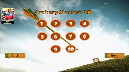 Archery Masters 3D Simulation 2018  screenshots 2