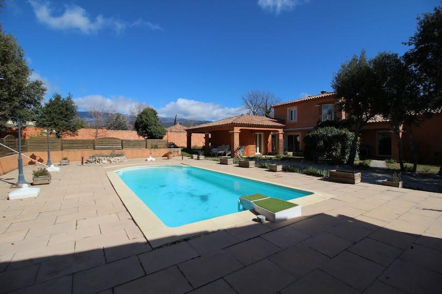Vente villa 5 pièces 149 m² à Villes-sur-Auzon (84570), 499 000 €