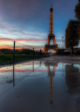 Photo: The one who almost got away Paris, France. 2011.  I really wanted to make this image, i've seen it a few times, the Eiffel tower reflected in a pool of rain water. Time was running out quick, and I was not finding a pool of water large enough to get the job done.  #Paris2011_RicardoLagos