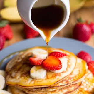 Coconut Flour Pancake.