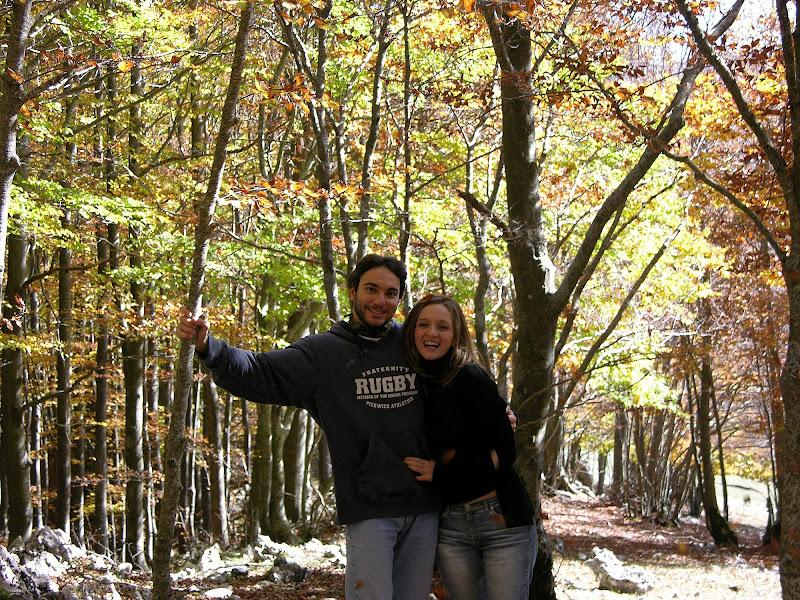 AutumnTime di climbs