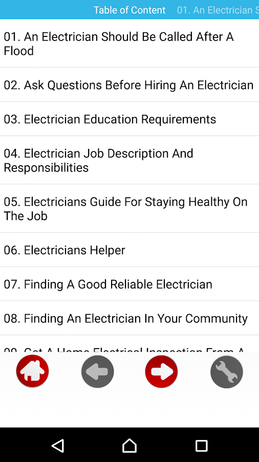 electrician know their job screenshot - Responsibilities Of An Electrician