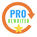 PRO Article rewriter and Spinner icon