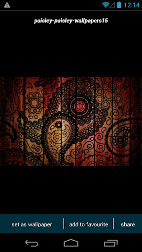 Paisley Pattern Wallpapers