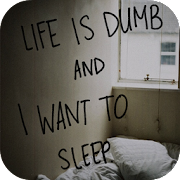 Depression Wallpapers Quote