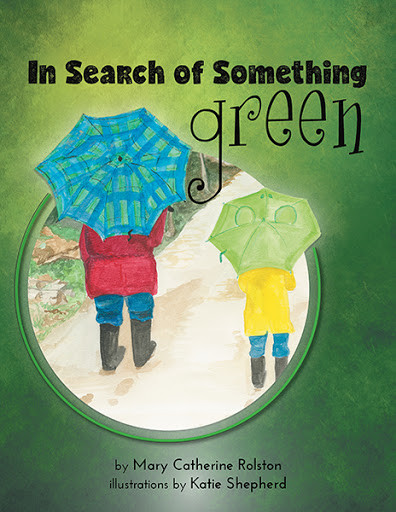In Search of Something Green cover