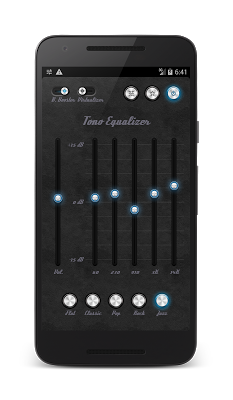 Tono Equalizer - screenshot