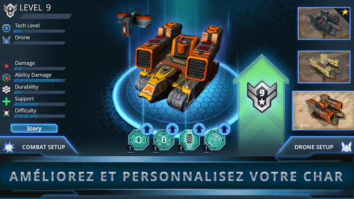 Télécharger Gratuit Panzer League apk mod screenshots 3