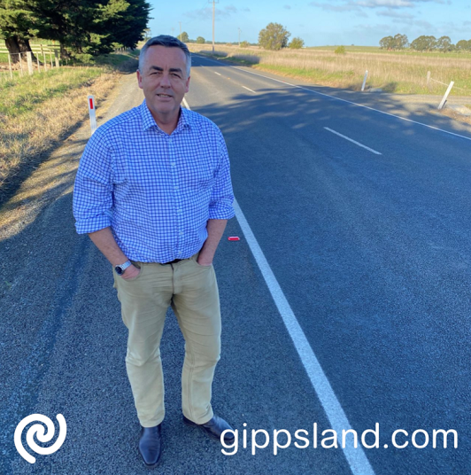 Federal Member for Gippsland Darren Chester said $3.024 million would be spent on stage two of works to Traralgon-Maffra Road