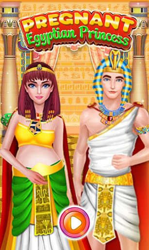 Pregnant Egypt Princess