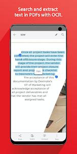 Adobe Scan Apk: PDF Scanner, OCR 4