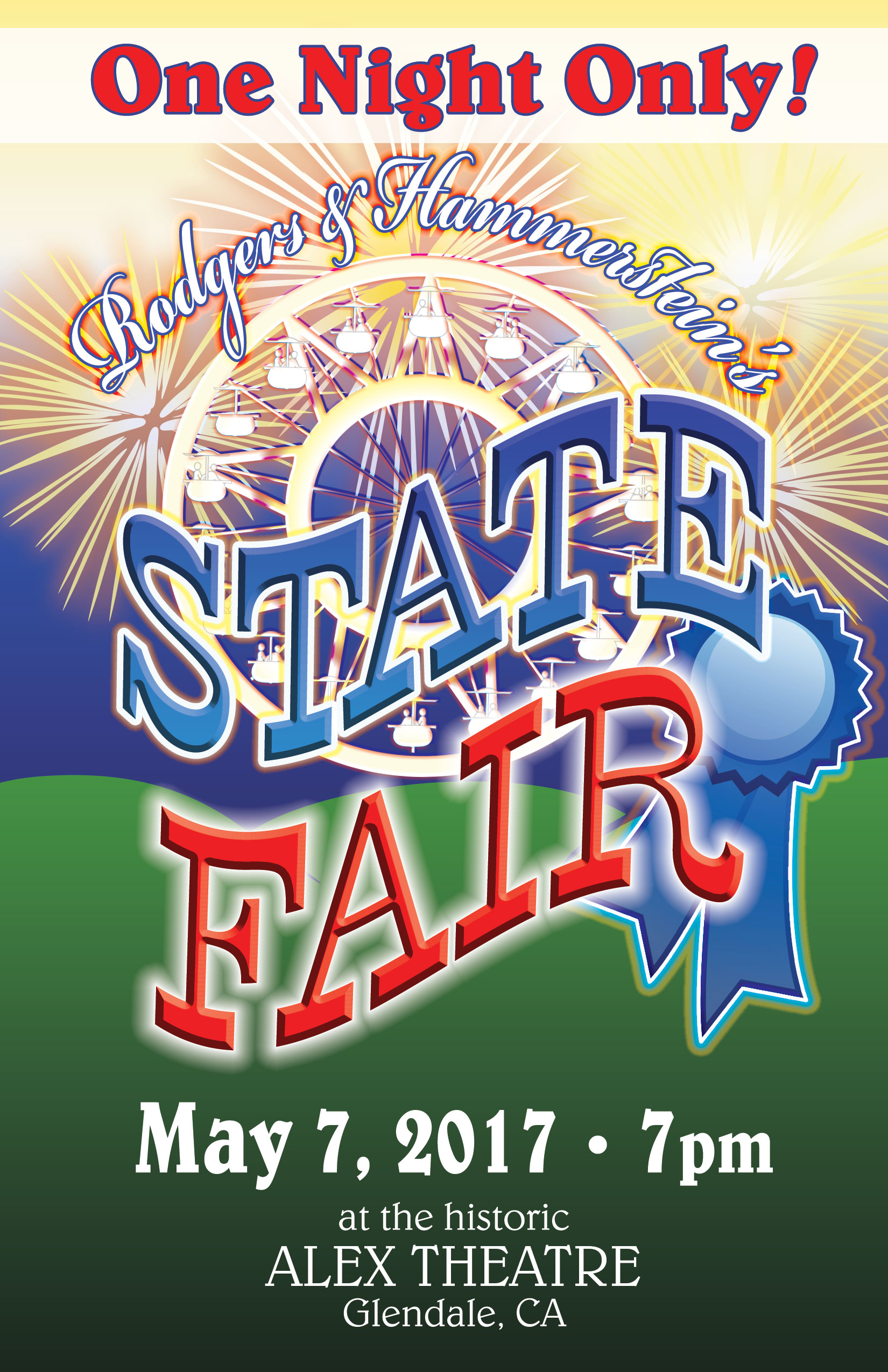Musical Theatre Guild presents STATE FAIR