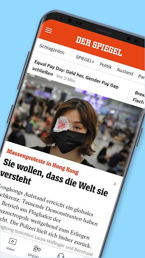 DER SPIEGEL - Nachrichten 4.1.2 screenshots 2