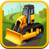 Construction Game:Kids - FREE!