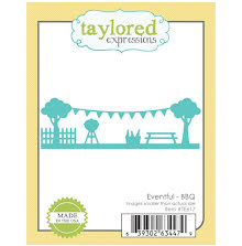 Taylored Expressions Die - BBQ