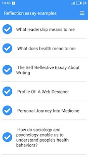 reflection essay examples android apps on google play reflection essay examples screenshot thumbnail reflection essay examples screenshot thumbnail