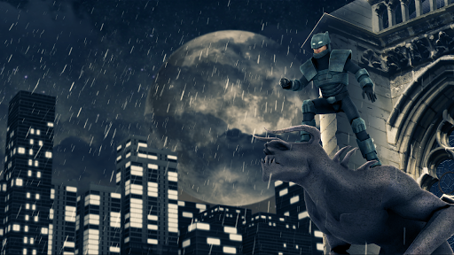 Dark Superhero Fly Simulator screenshots apkspray 1